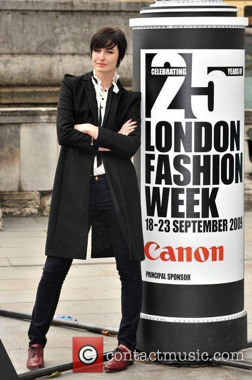 Fashion Forward photocall held at Somerset House.