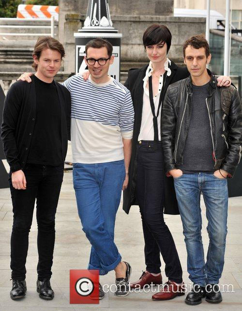 Erin O'Connor, Christopher Kane, Erdem, Marios Schwab Fashion...
