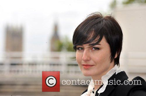 Erin O'Connor Fashion Forward photocall held at Somerset...