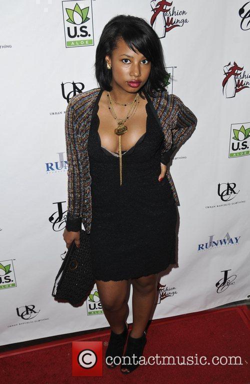 B J  L.A. Fashion Week & Fashion...