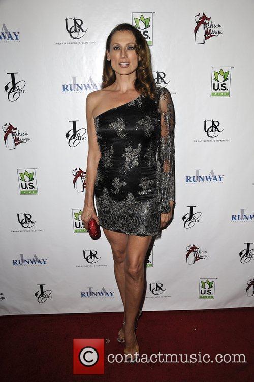 Nancy La Scala  L.A. Fashion Week &...