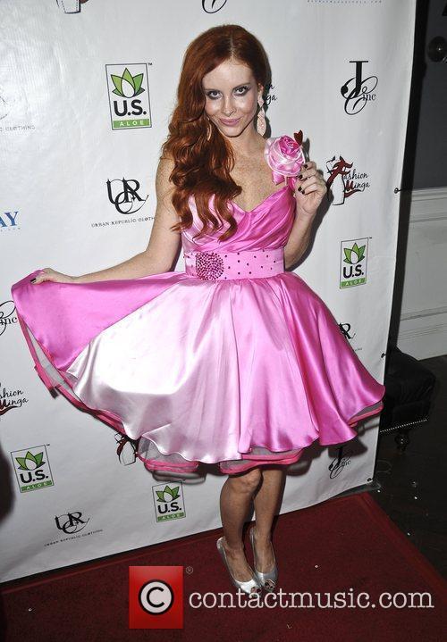 Phoebe Price  L.A. Fashion Week & Fashion...