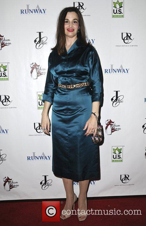 Rosemarie Gore  L.A. Fashion Week & Fashion...