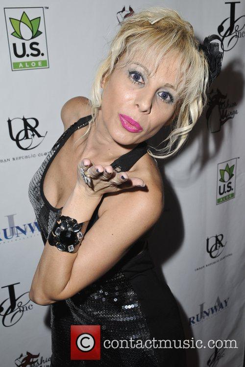 Sabrina Parisi  L.A. Fashion Week & Fashion...