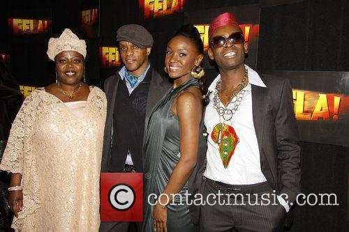 Lillias White, Kevin Mambo, Saycon Sengbloh and Sahr...