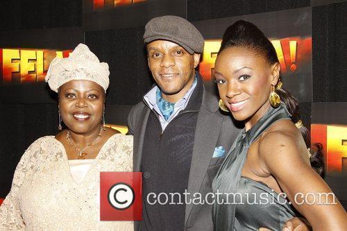 Lillias White, Kevin Mambo and Saycon Sengbloh Opening...