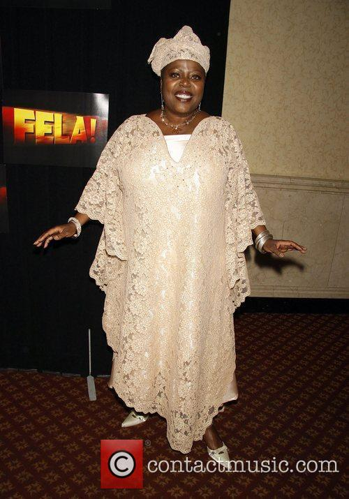 Lillias White Opening night after party for the...