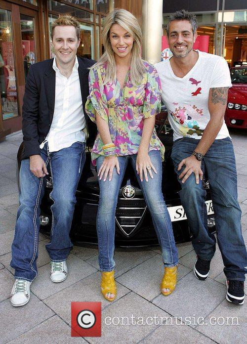 Keith Barry, Pippa O'Connor and Bazil Ashmawy Launch...