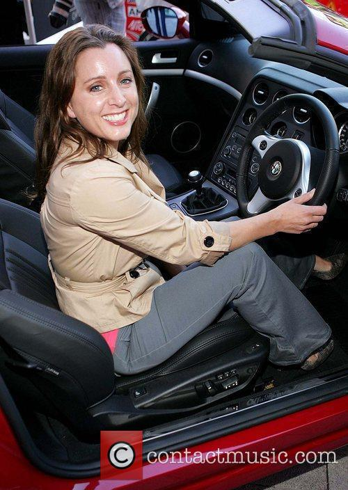 Sinead Desmond Launch of Fiat Dundrum's Father's Day...