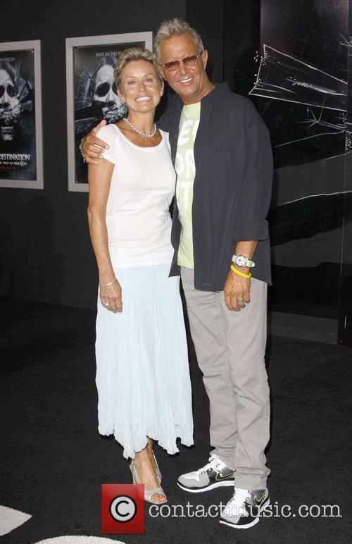 David R Ellis and His Wife Cindy Ellis 2