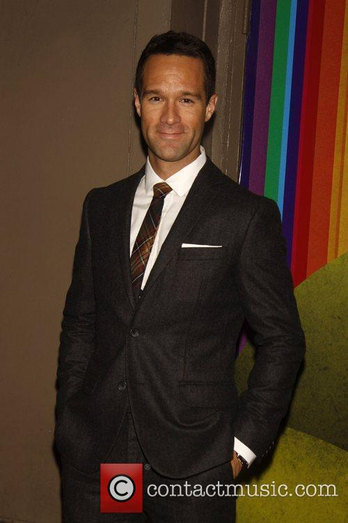 Chris Diamantopoulos Opening night of the classic Broadway...