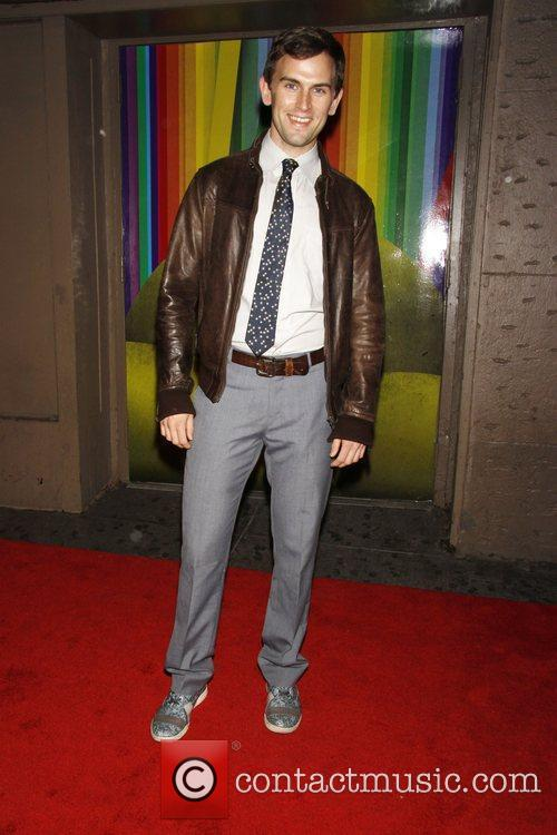 Daniel Reichard Opening night of the classic Broadway...