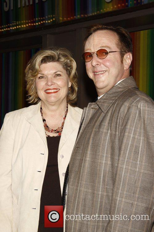 Debra Monk and Edward Hibbert 5