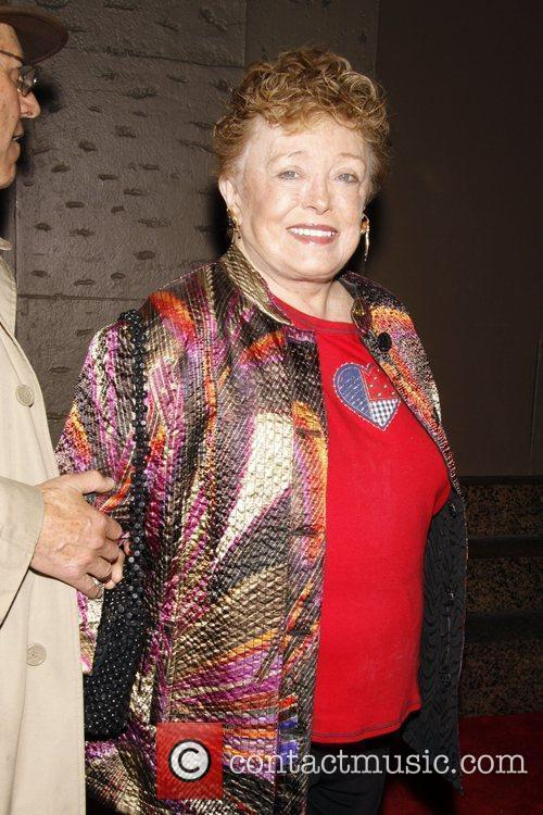 Rue McClanahan Opening night of the classic Broadway...