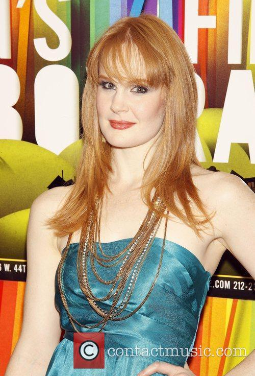 Kate Baldwin Opening night after party for the...