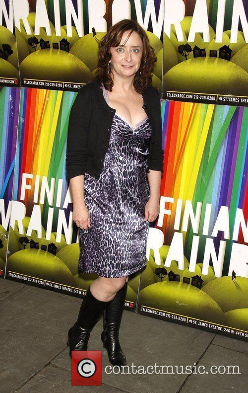 Rachel Dratch Opening night after party for the...