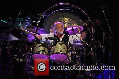 Fleetwood Mac performing live at The Ahoy