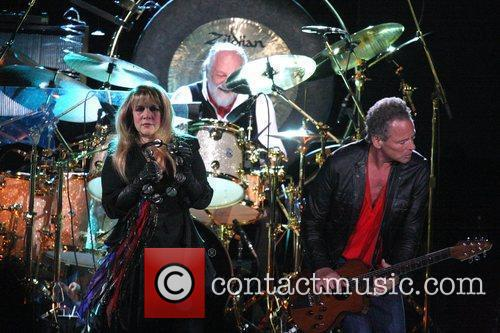 Stevie Nicks, Mick Fleetwood, Lindsey Buckingham Fleetwood Mac...