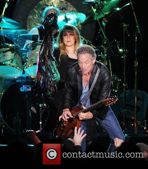 Fleetwood Mac Wembley Stevie Nicks