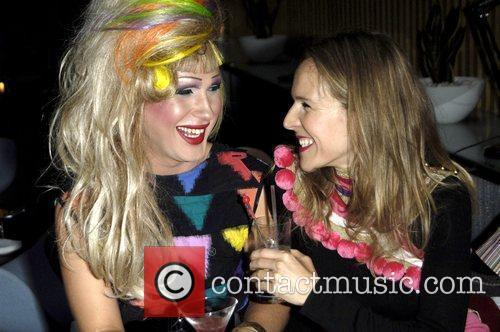 Jodie Harsh and Fleur Britten 2