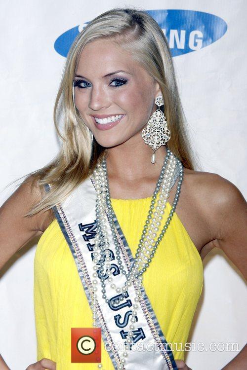 Miss USA 2009 Kristen Dalton Samsung's 8th Annual...