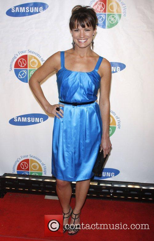 Melissa Claire Egan  Samsung's 8th Annual Four...