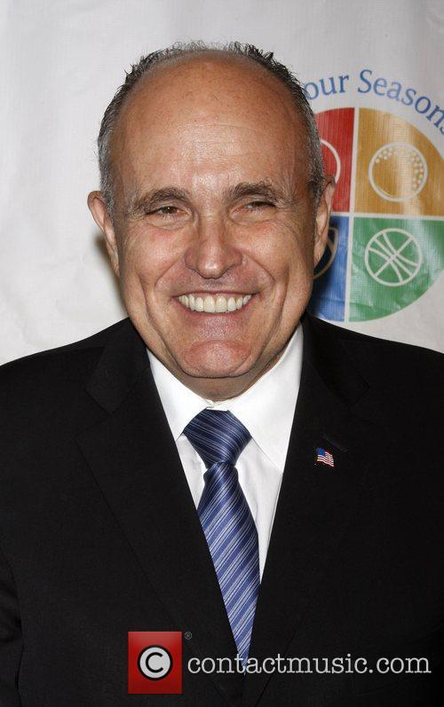Rudy Giuliani Samsung's 8th Annual Four Seasons of...