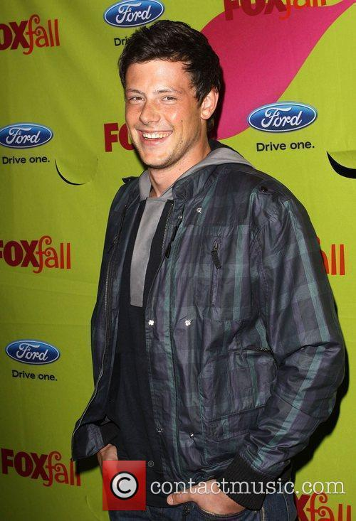Cory Monteith 2009 Fox Fall Eco-Casino party held...