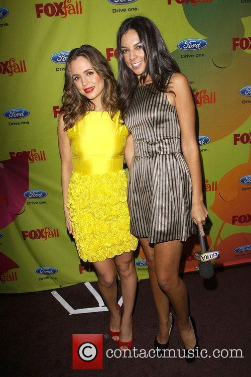 Eliza Dushku and Terri Seymour 7