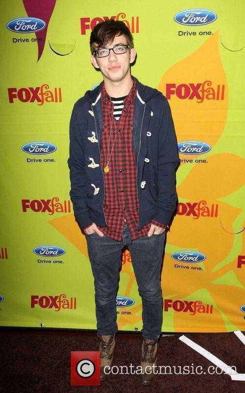 Kevin McHale 2009 Fox Fall Eco-Casino party held...