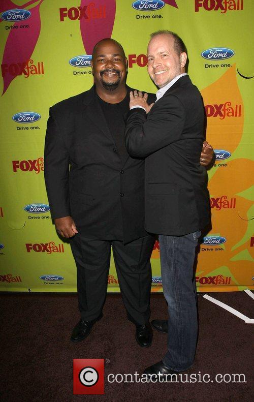 Kevin Michael Richardson, Mike Henry 2009 Fox Fall...