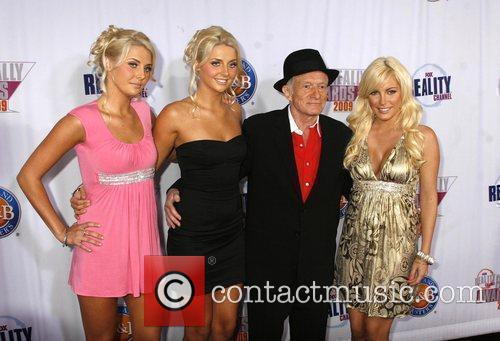 Hugh Hefner and The New Girls Next Door 2