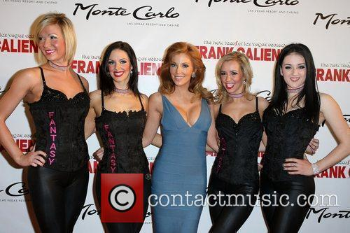 Angelica Bridges and the Fantasy Girls Frank Caliendo...
