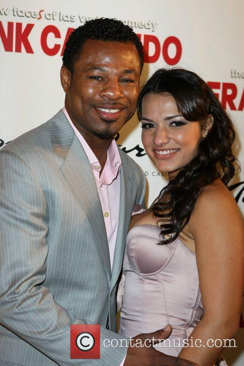 Sugar Shane Mosley and Shane Mosley 2