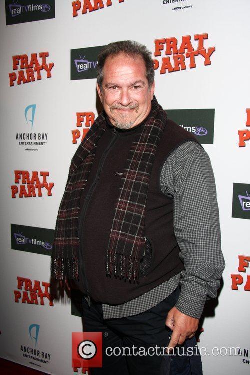 Carl Bressler 'Frat Party' Premiere Pre-party at XIV...