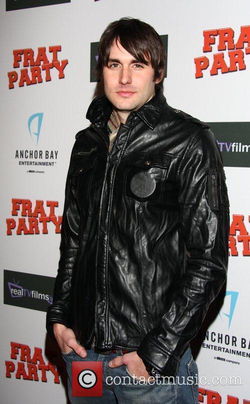 Chris Wheeler 'Frat Party' Premiere Pre-party at XIV...