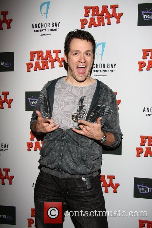 Tom Malloy 'Frat Party' Premiere Pre-party at XIV...
