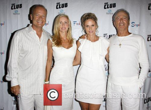 Kelsey Grammer, Camille Donatacci, Tina Segal and Fred Segal 2