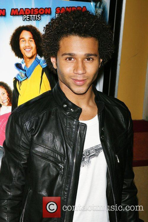 Corbin Bleu Premiere of 'Free Style' at Clearview...