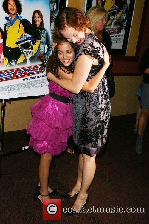 Madison Pettis and Penelope Ann Miller 6