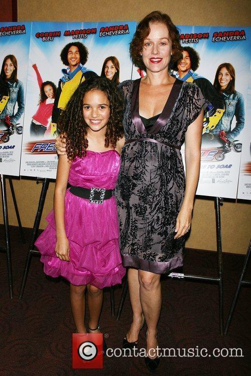 Madison Pettis and Penelope Ann Miller 5