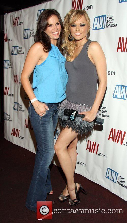 Bobbi Starr and Angelina Armani Hustler Hollywood 'Sex,...