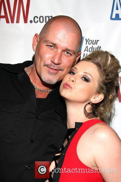 Mark Davis and Sunny Lane Hustler Hollywood 'Sex,...