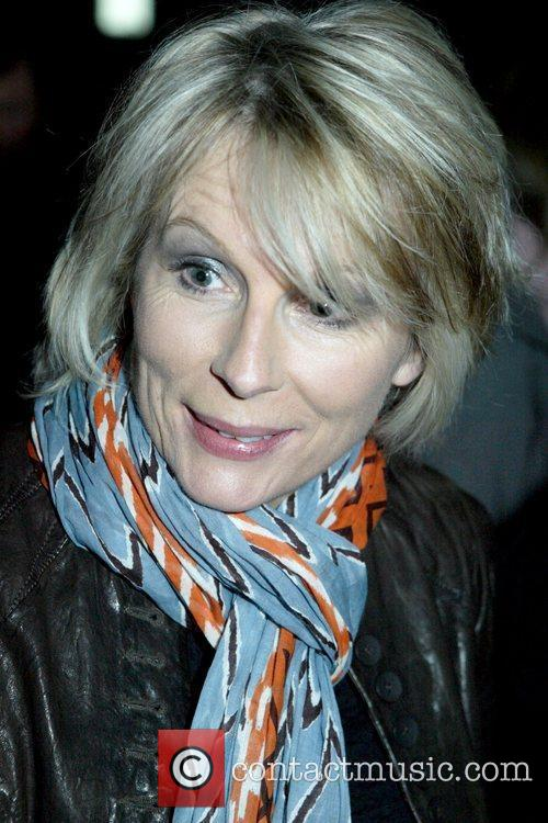 Jennifer Saunders from the comedy duo French &...