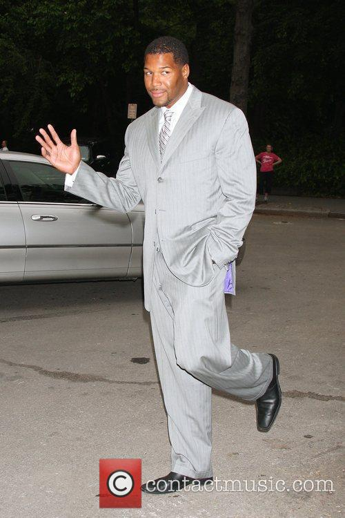 Michael Strahan The Fresh Air Fund 'Salute to...
