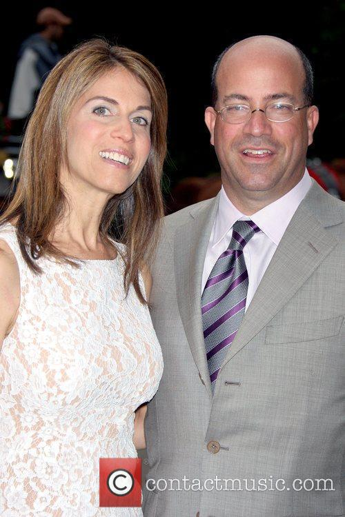 Caryn Stephanie Nathanson and Jeff Zucker The Fresh...