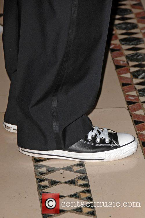 Ben Vereen's converse sneakers Friars Foundation Applause Award...