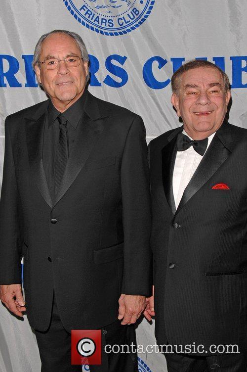 Robert Klein and Freddie Roman