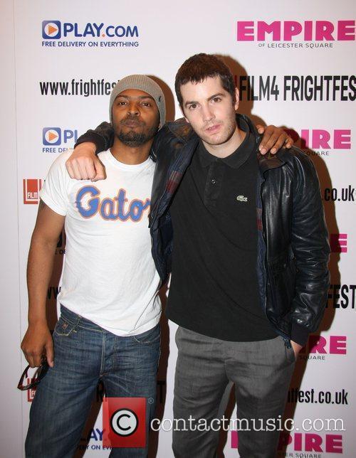Noel Clarke, Jim Sturgess Frightfest 2009 - Day...