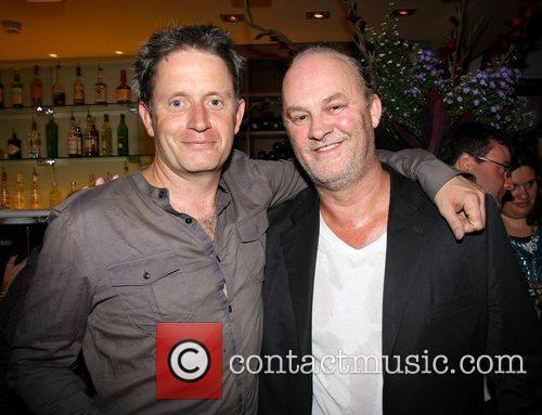 Chris Smith, Tim McInnerny, Empire Leicester Square